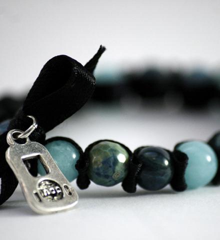 Bracelet Mahé turquoise
