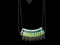 Collier Quetzal Collection Kosmos