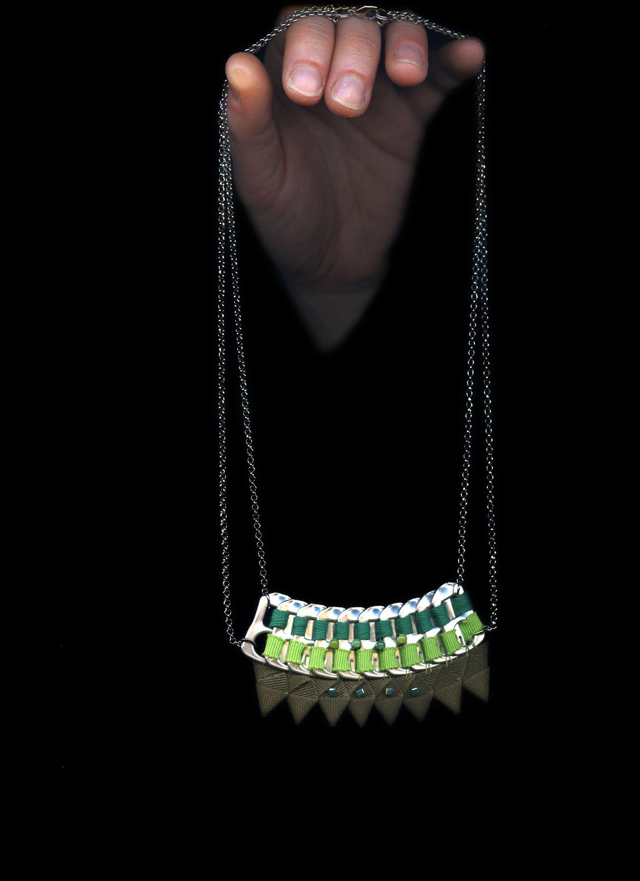 Collier Quetzal Collection Kosmos