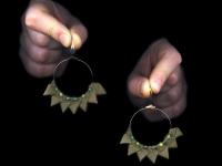 Créoles Quetzal Collection Kosmos