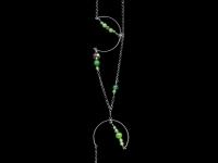Sautoir Quetzal Collection Kosmos