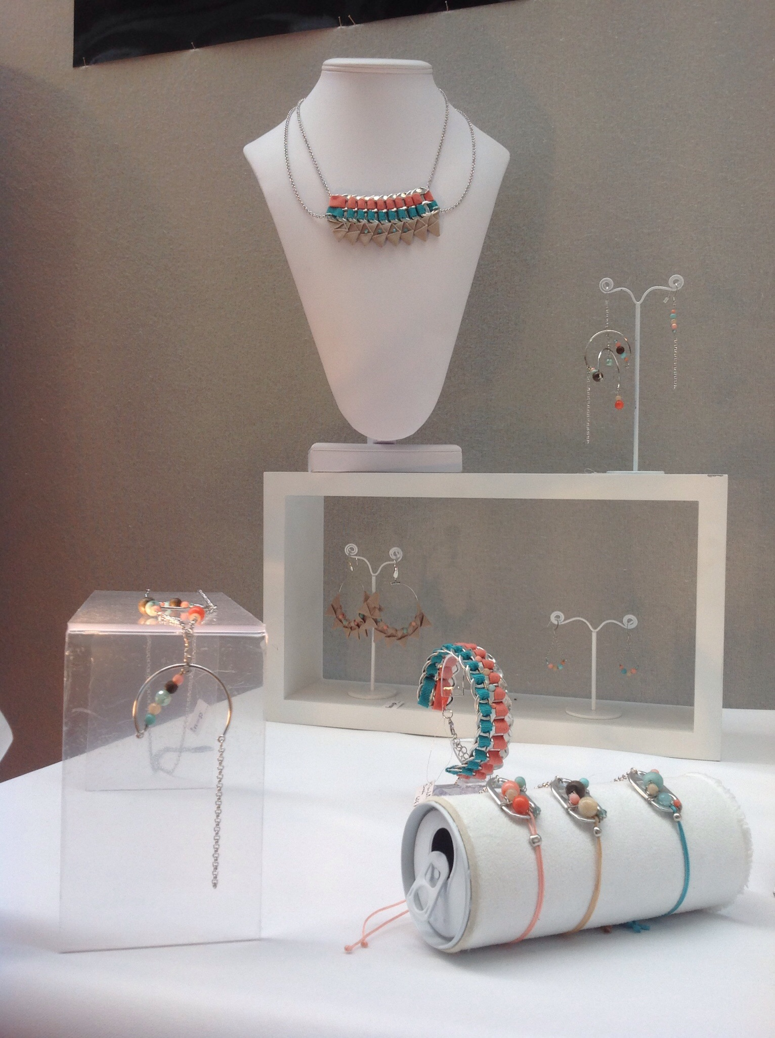 Stand LNOP Créations salon Artisans de Provence