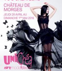 affiche salon Unicréa Morges